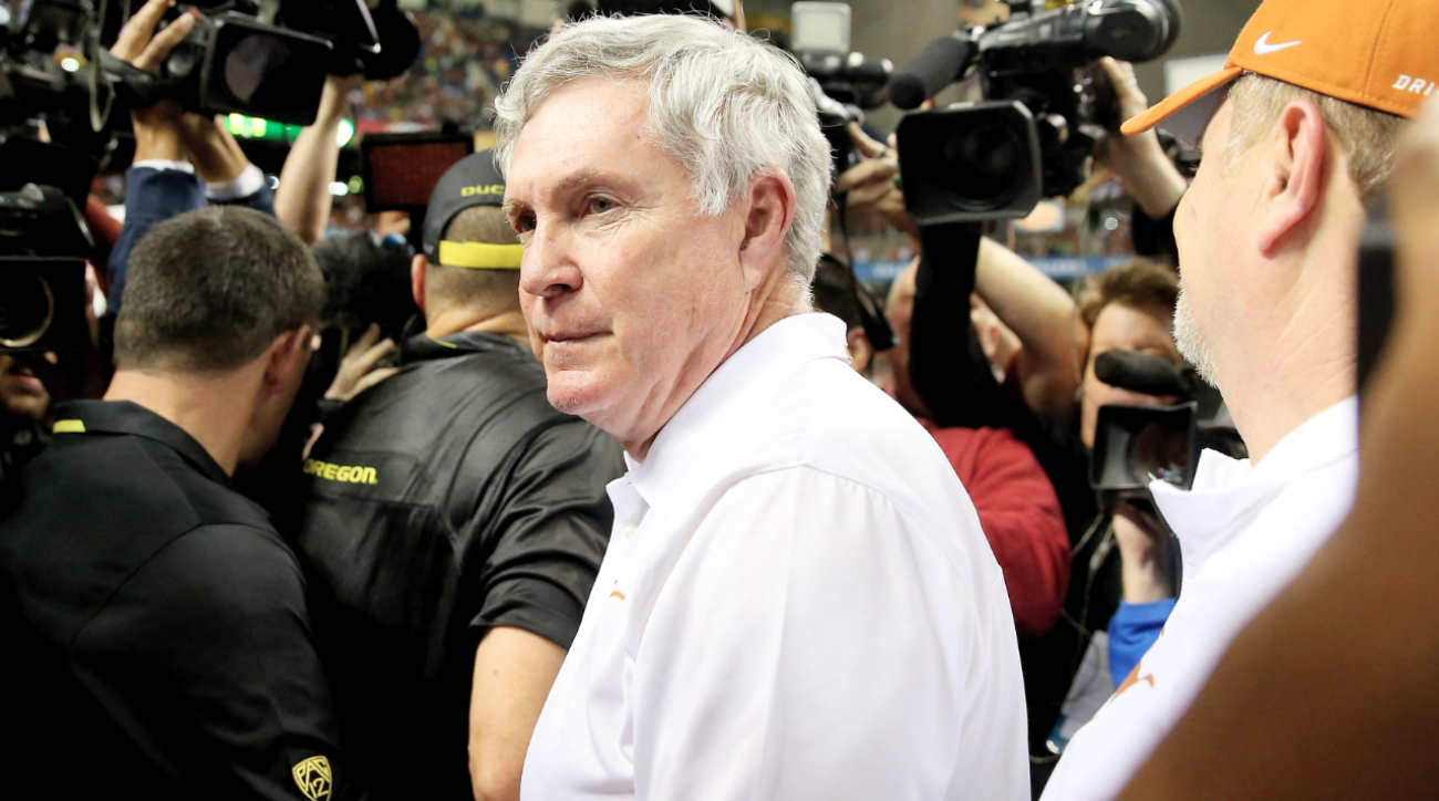 Staples: Despite his popularity, Mack Brown had to go