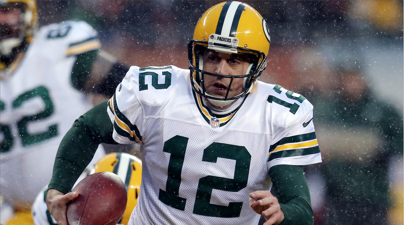 Boomer: Rodgers will bring playoff magic