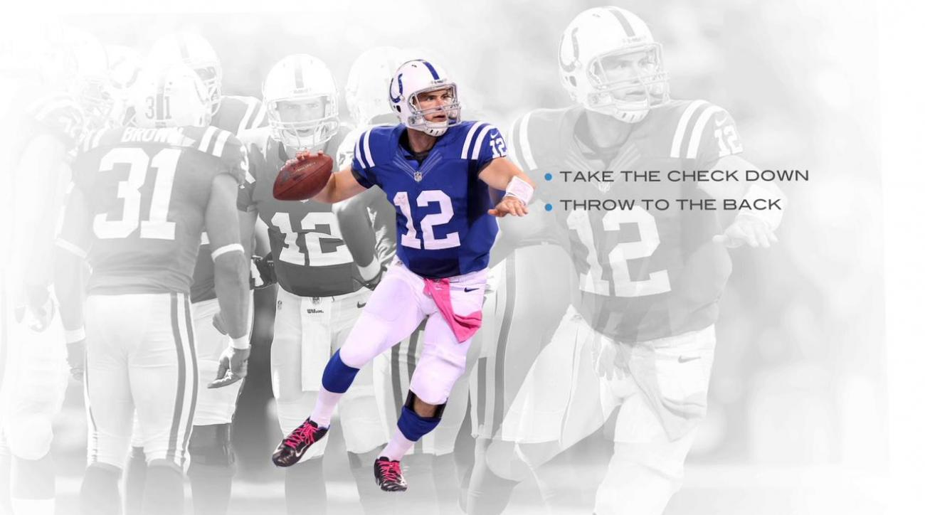 Rising Stars: Andrew Luck, Indianapolis Colts