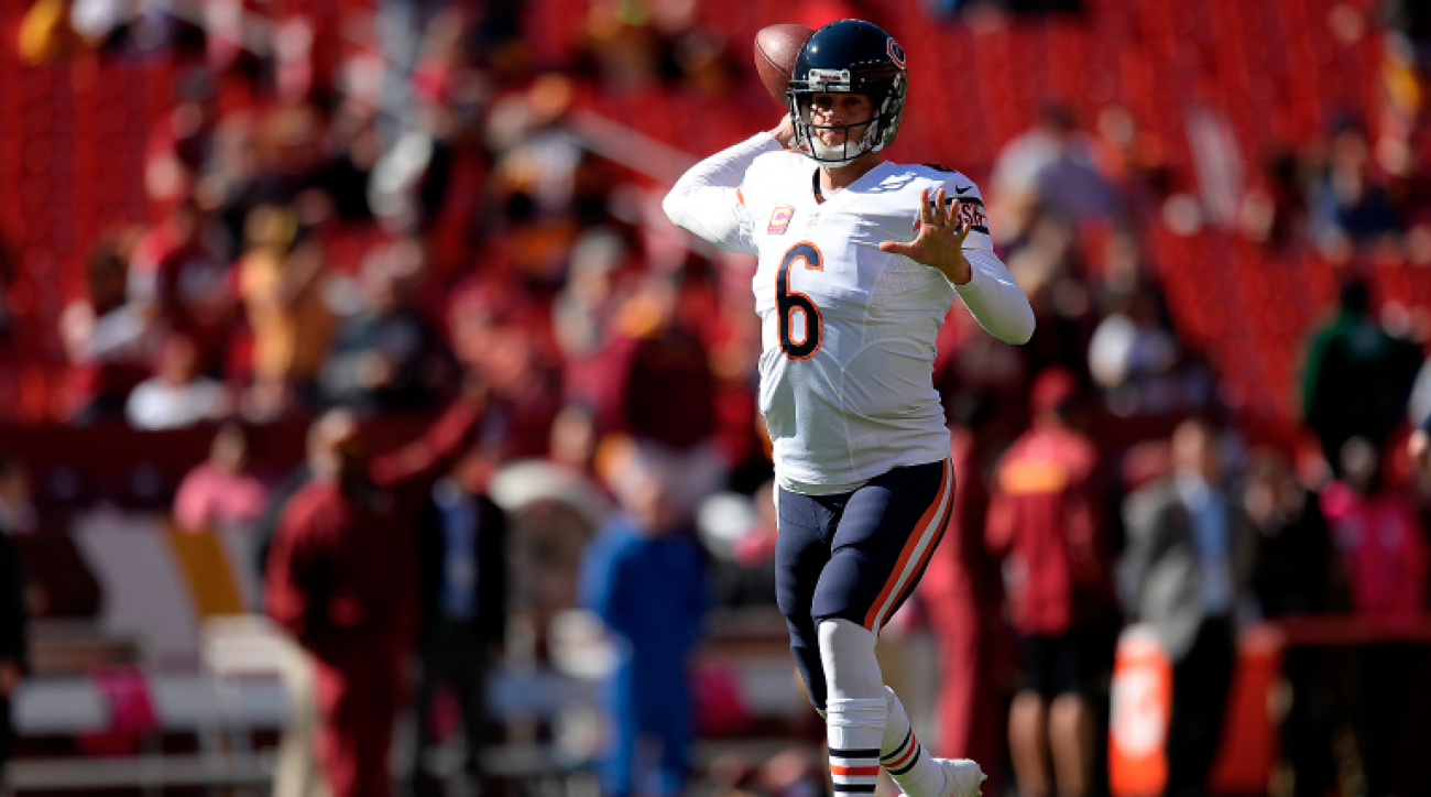 SI Now: The Bears sign Jay Cutler to a 7-year extension