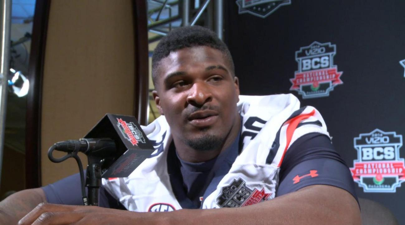 Carl Lawson, Dee Ford must lead Auburn's defensive line in attempt to pressure Jameis Winston