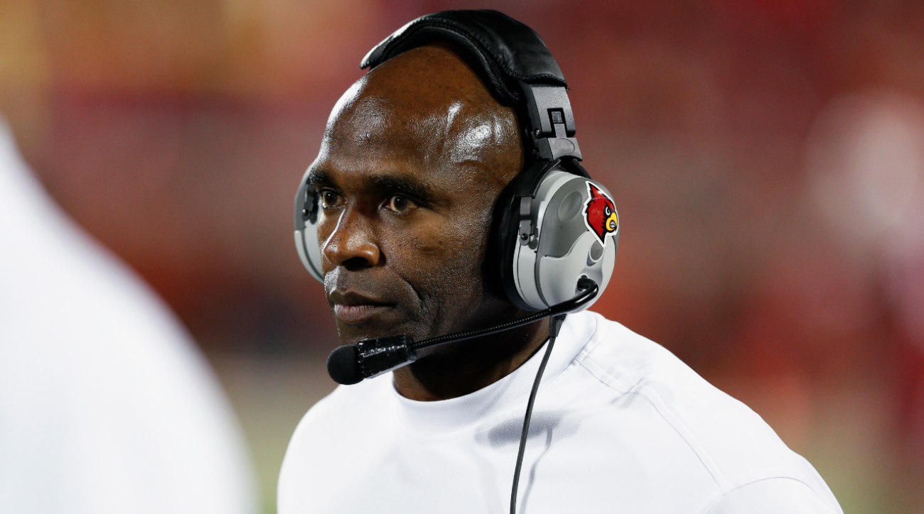 New Texas coach Charlie Strong in unique position