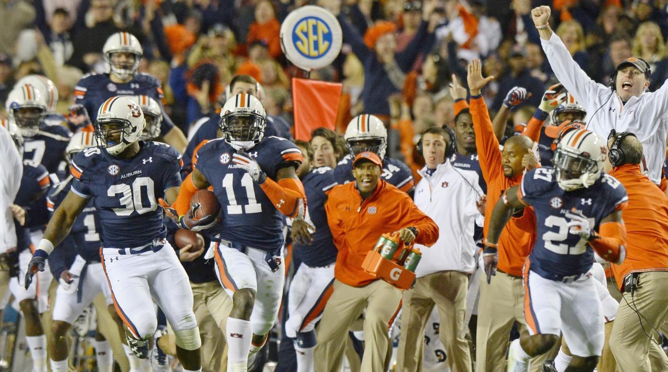 Auburn vs. FSU: Better to be team of destiny or in driver's seat?