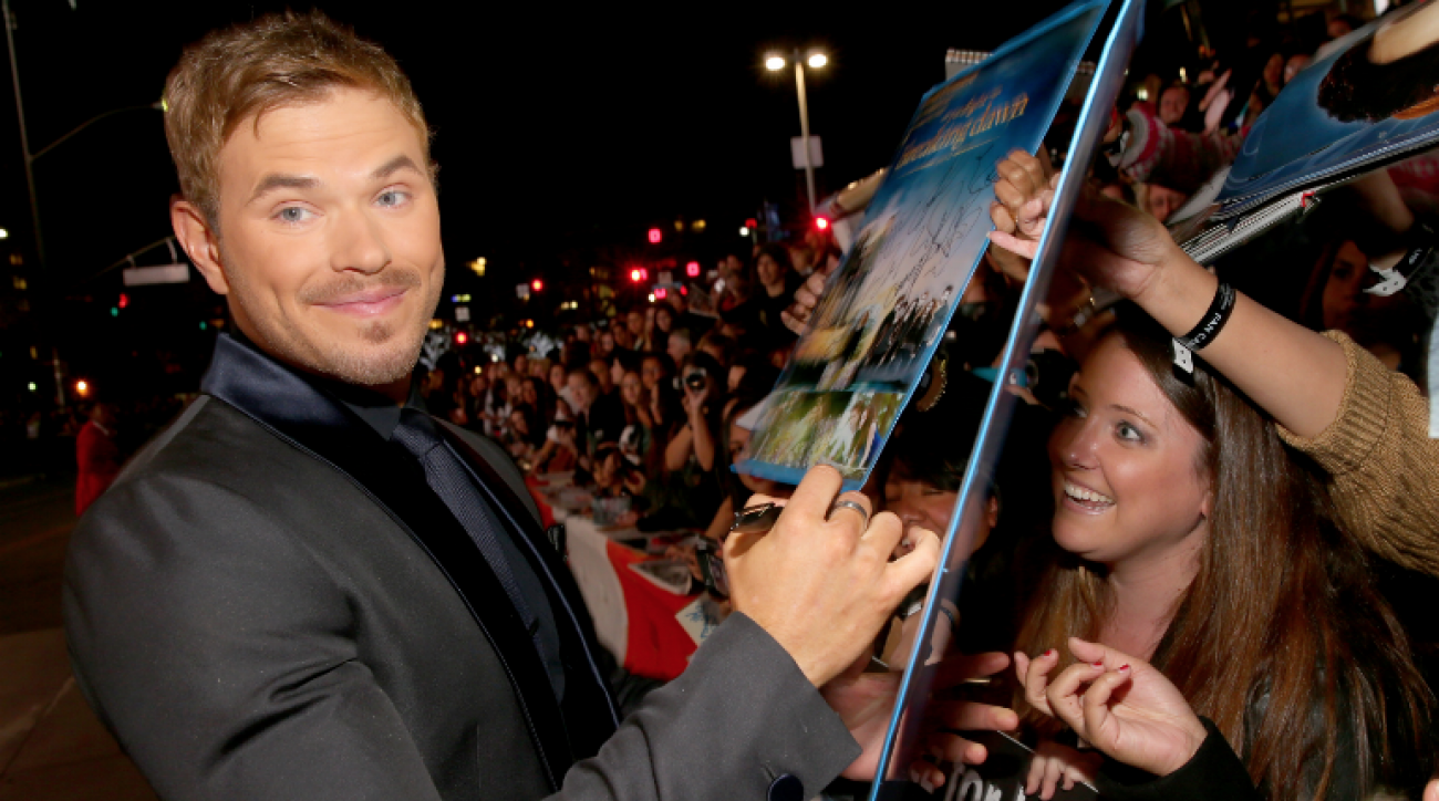 SI Now: Kellan Lutz and Dean Cain on staying true to their fans