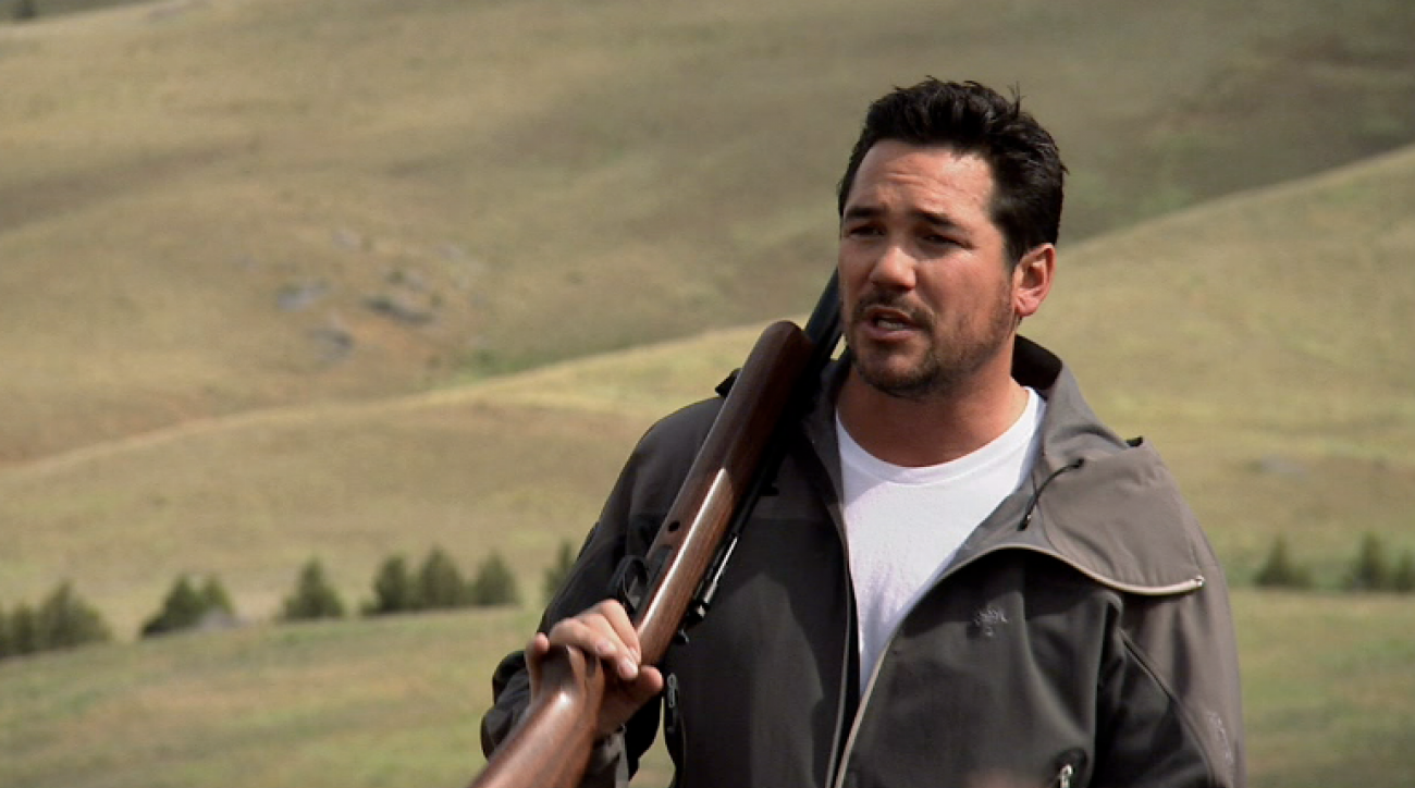 "SI Now: Dean Cain on SPIKE's ""10 Million Dollar Bigfoot Bounty"""