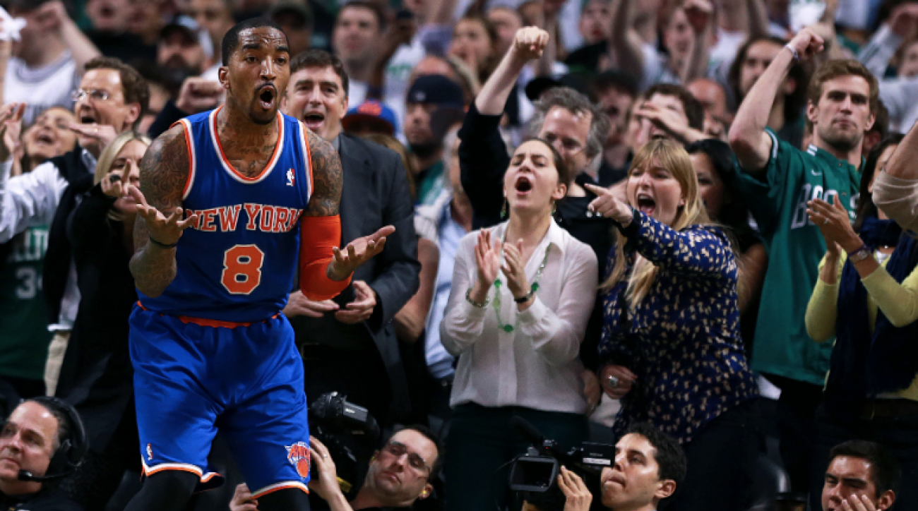 SI Now: Chris Mannix on J.R Smith being a 'walking fine'