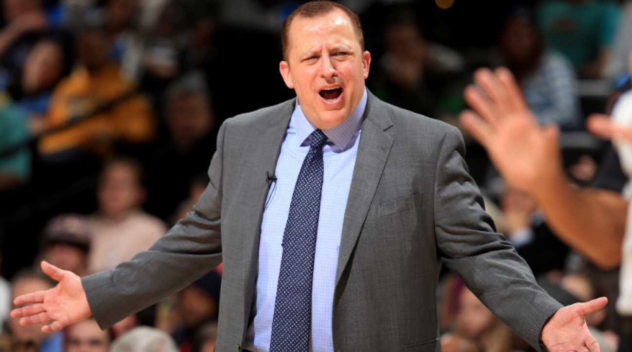 Could Luol Deng trade impact Tom Thibodeau's future with Chicago Bulls?