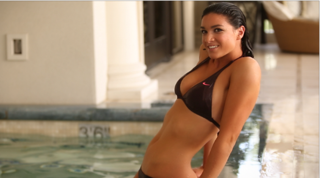 Swim Daily, Michelle Jenneke