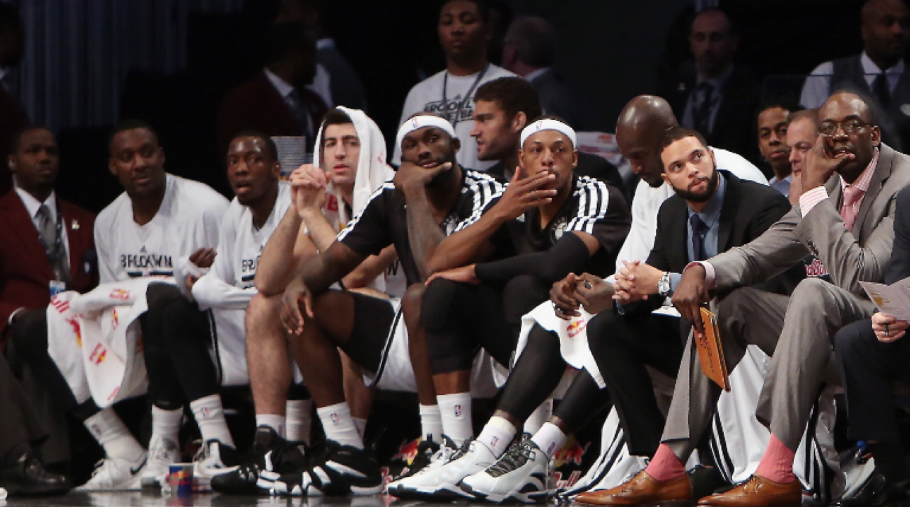 SI Now: Should the Brooklyn Nets start to dismantle their team?