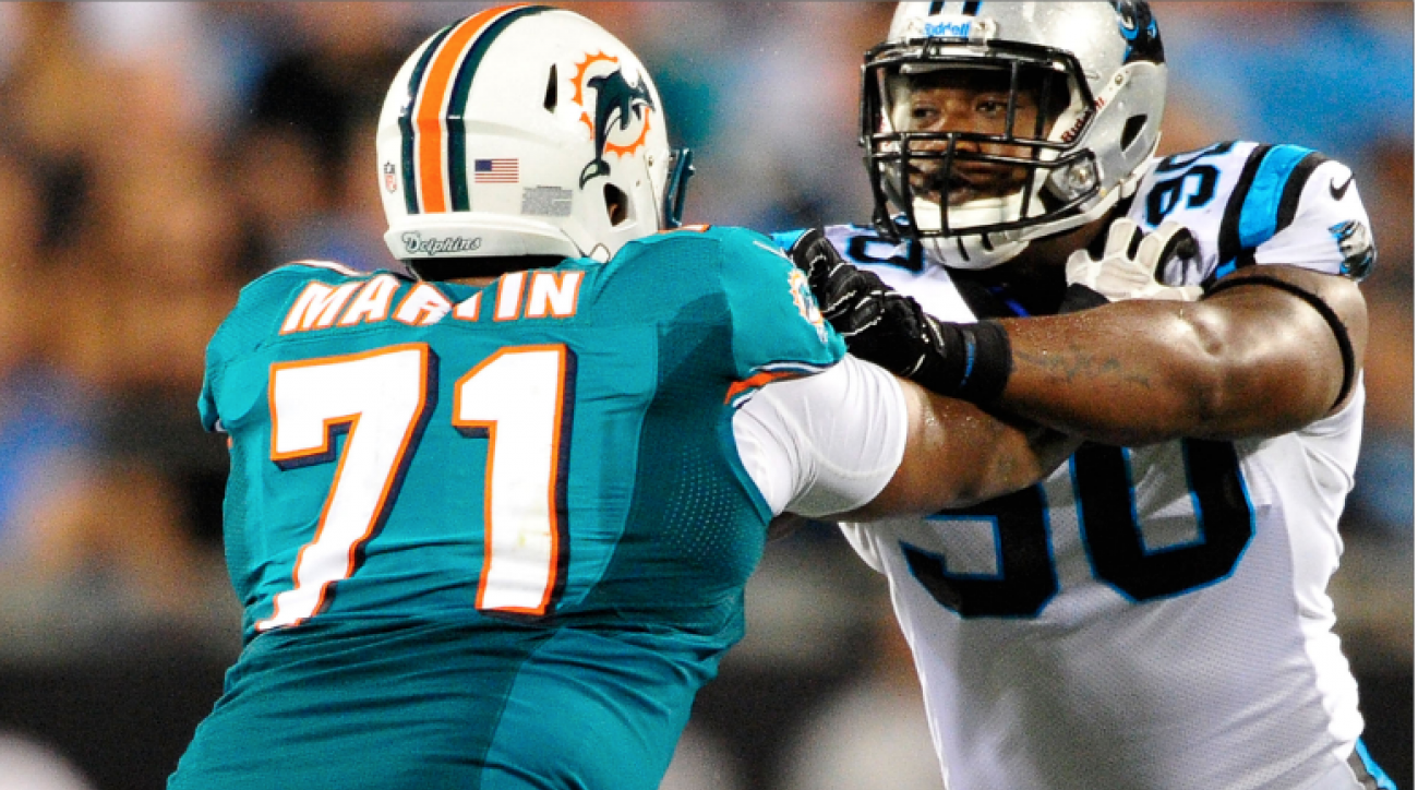 Pro Football Now: Jonathan Martin disappears from the Dolphins