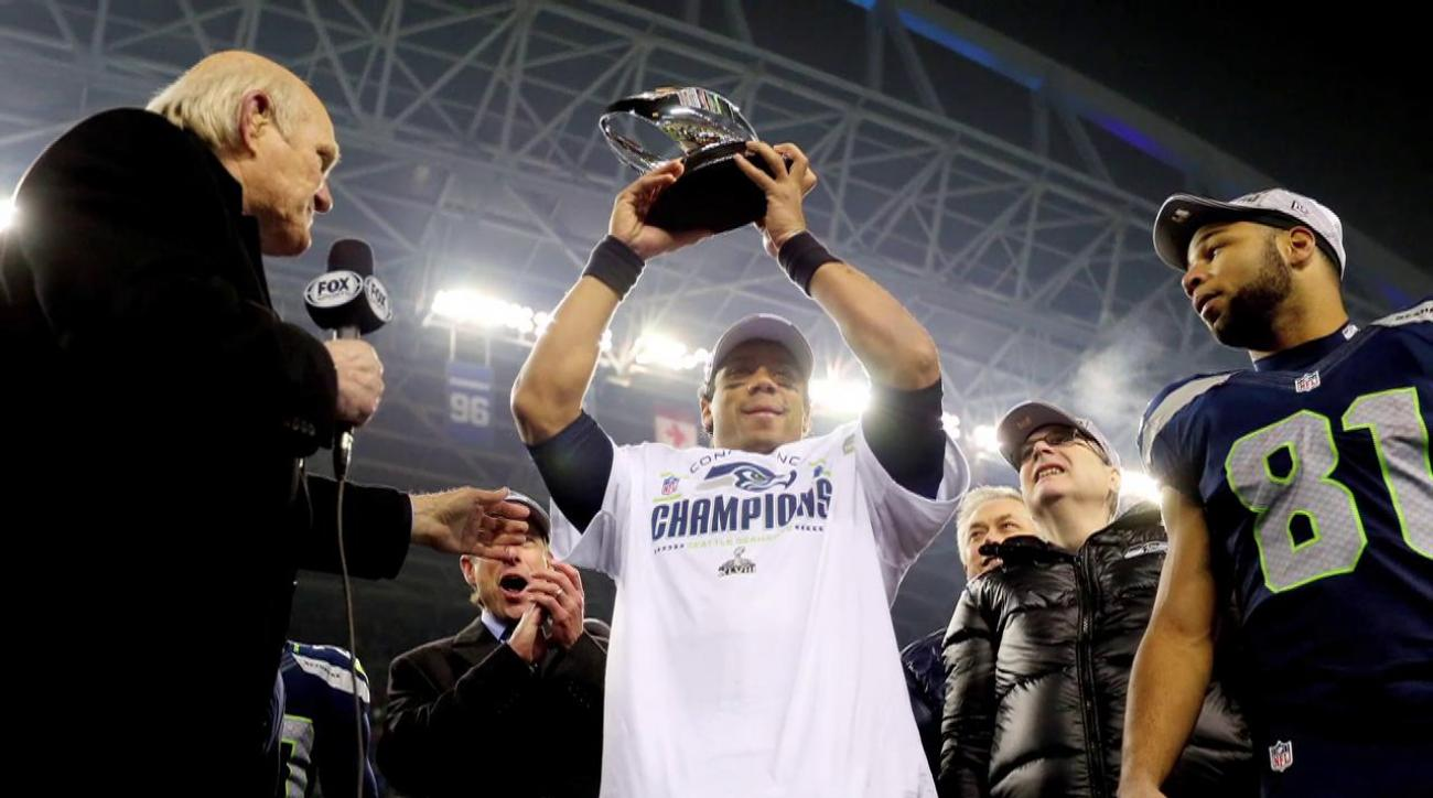 Previewing Super Bowl XLVIII between Seattle and Denver