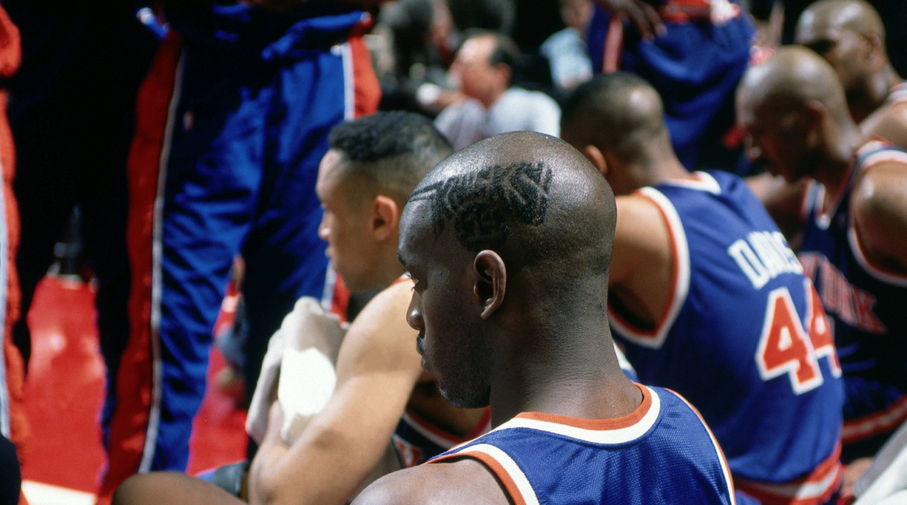 SI Now: Anthony Mason on the evolution of his hair style