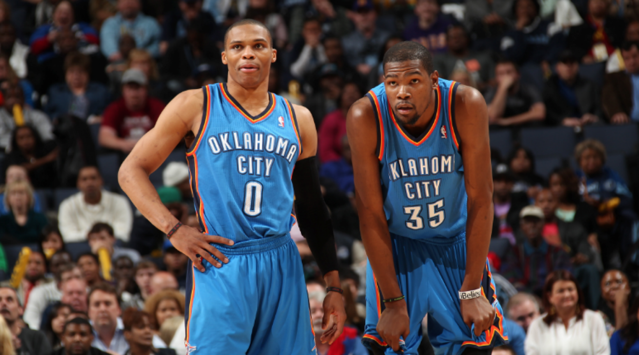 SI Now: How far can Kevin Durant take the Thunder without a healthy Westbrook?