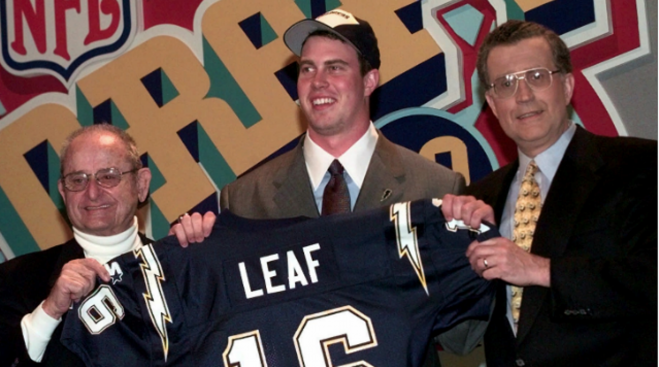 SI Now: Leigh Steinberg on Ryan Leaf's draft manipulation
