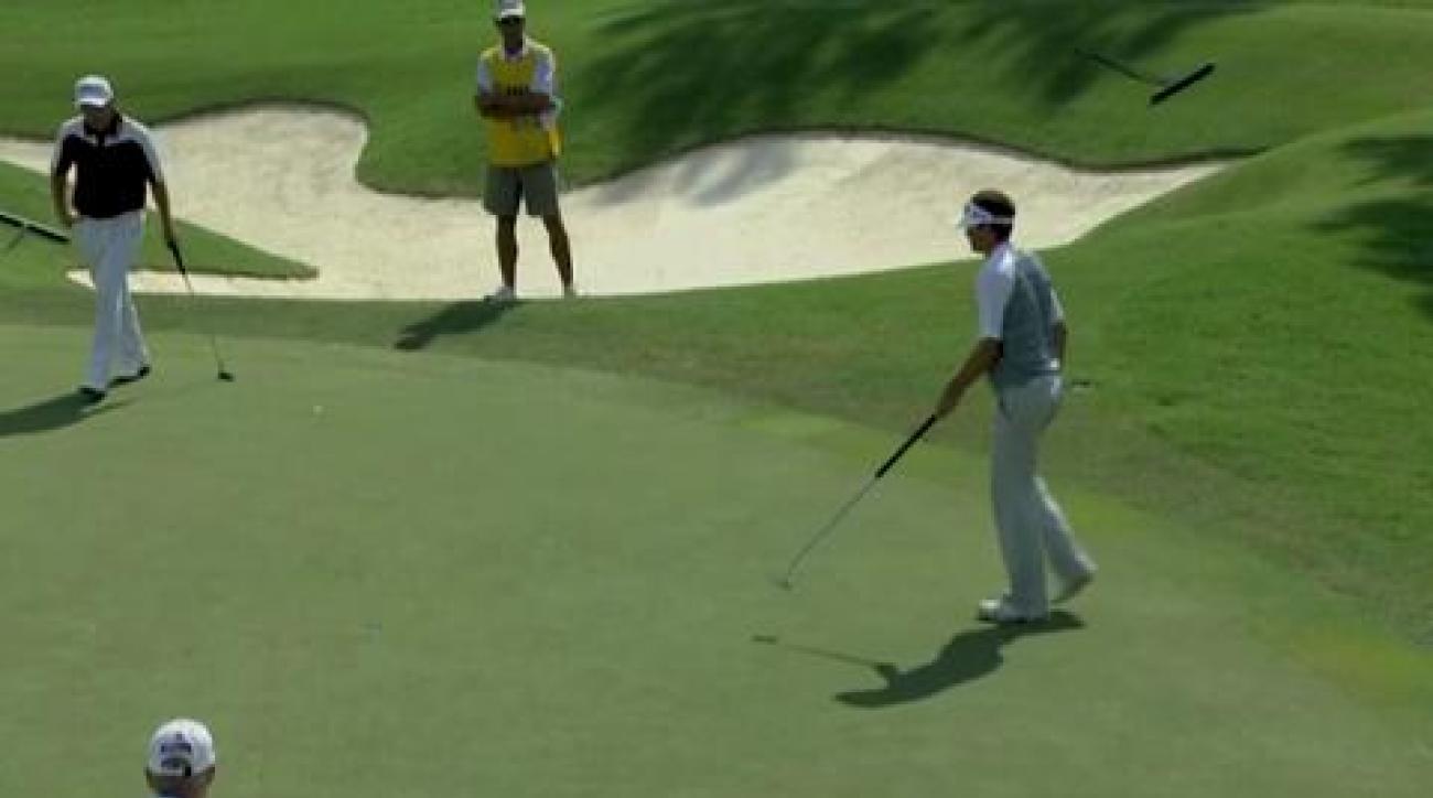 2011 PGA Championship Highlights