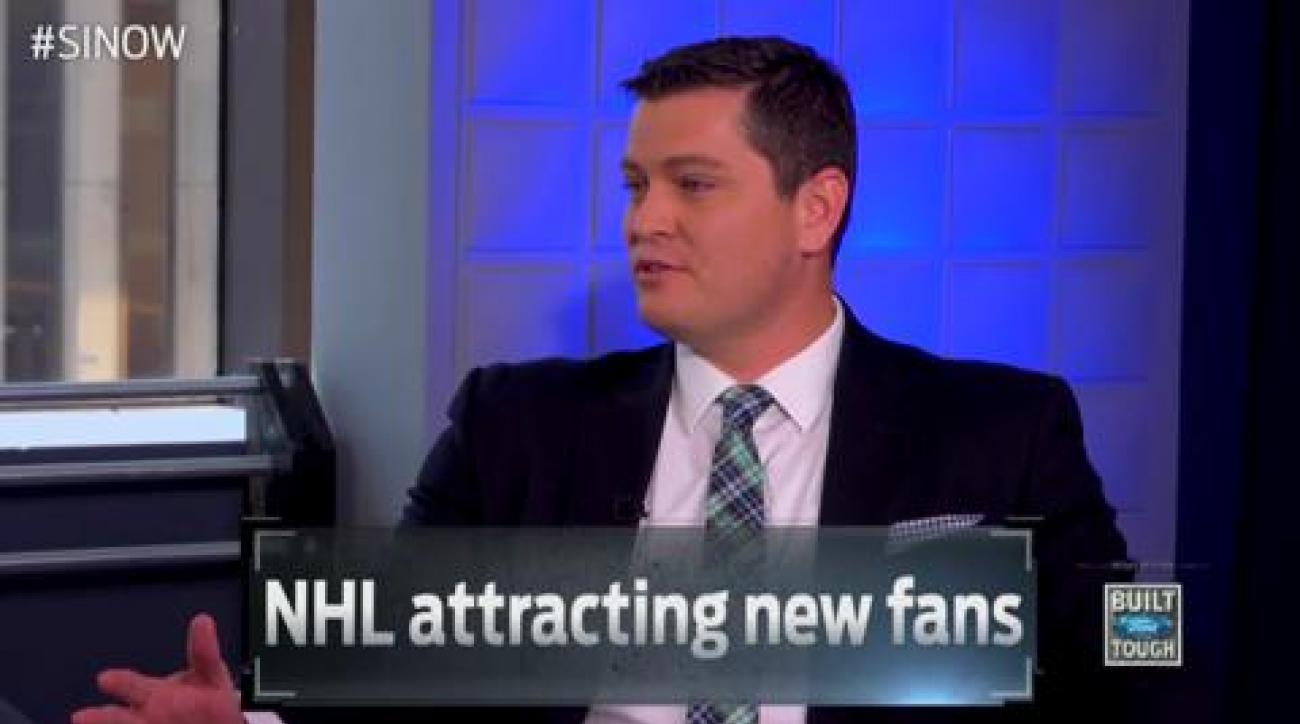 SI Now: Stanley Cup Final widening NHL's audience?