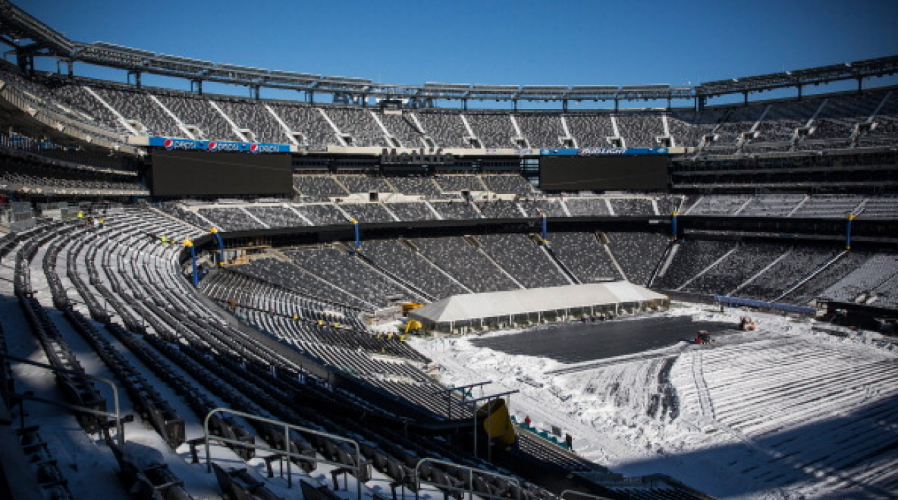 SI Now: Super Bowl glory outweighs weather concerns