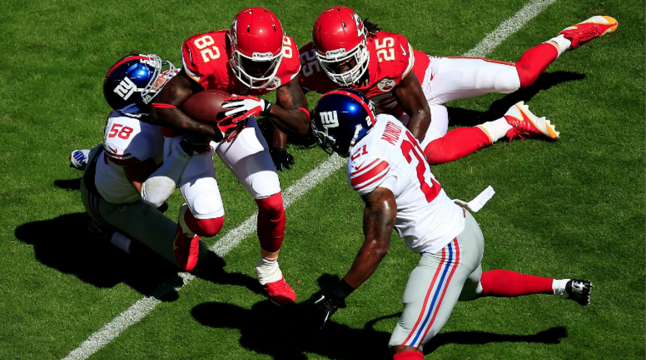 SI Now: Strap on a helmet with New York Giants' defenders