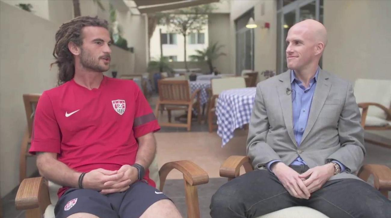 Wahl: One-On-One with Kyle Beckerman