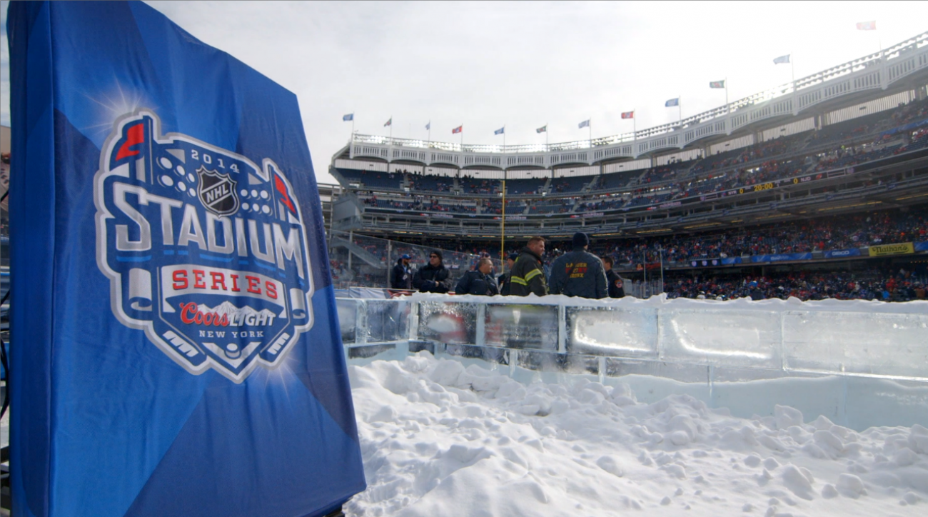 Are NHL's outdoor games still worth it?