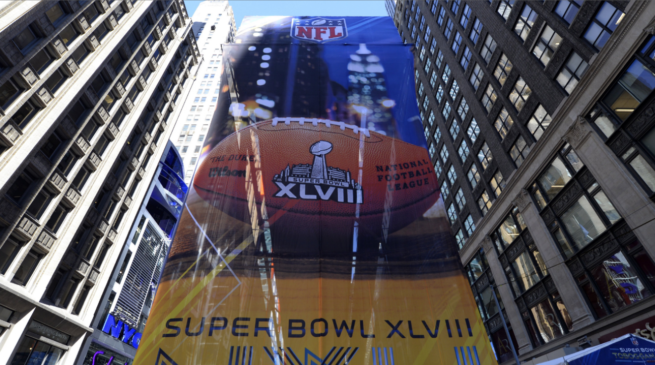 Super Bowl XLVIII: Snow or shine, it's New York's game