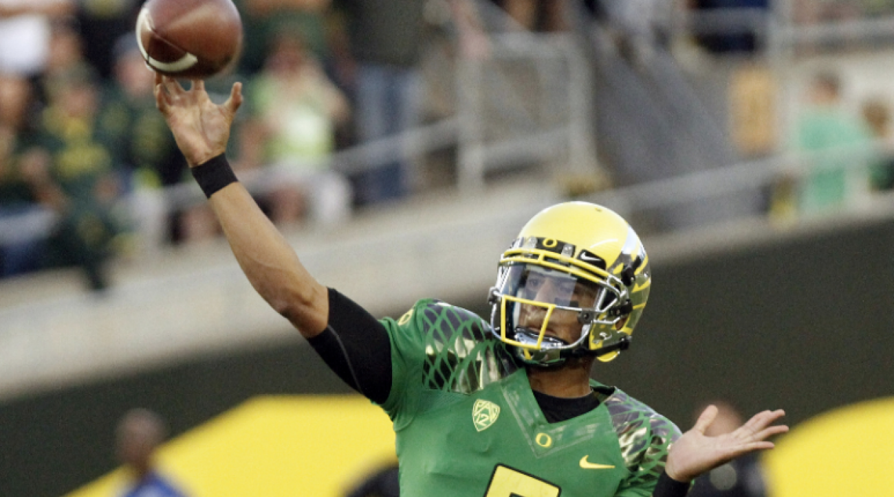 SI Now: What would a Heisman Trophy mean for Oregon?