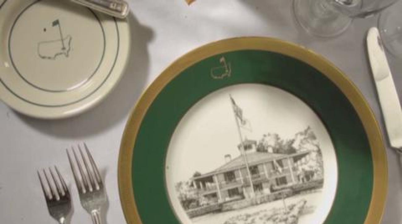 Inside Augusta National's Clubhouse