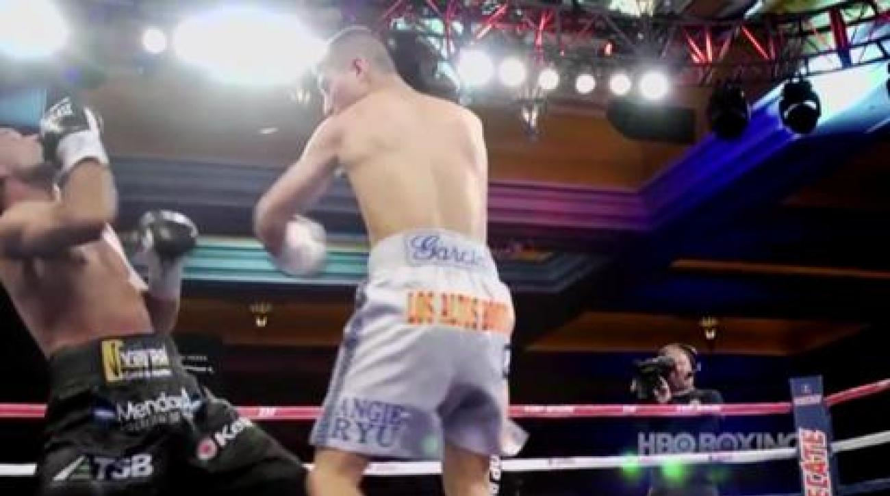 Mikey Garcia Inside The Ring