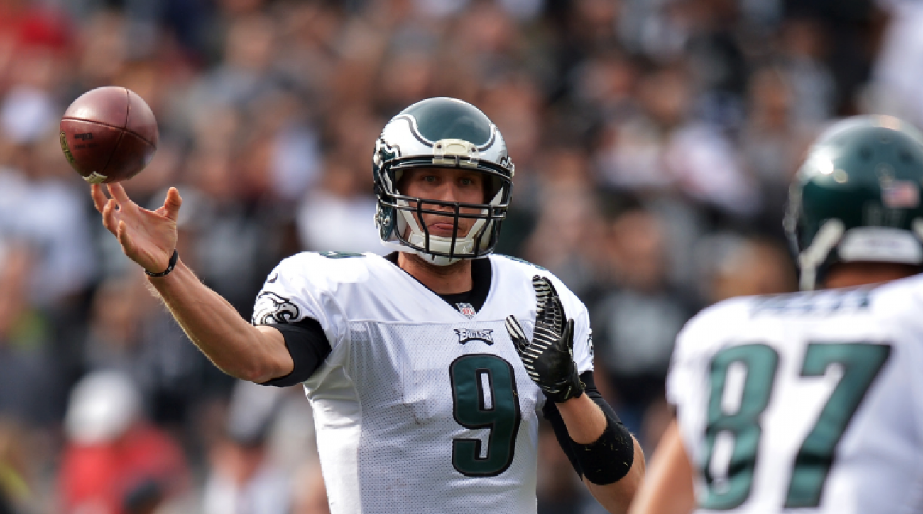 SI Now: Ford 'Efficiency Player of the Week' Nick Foles