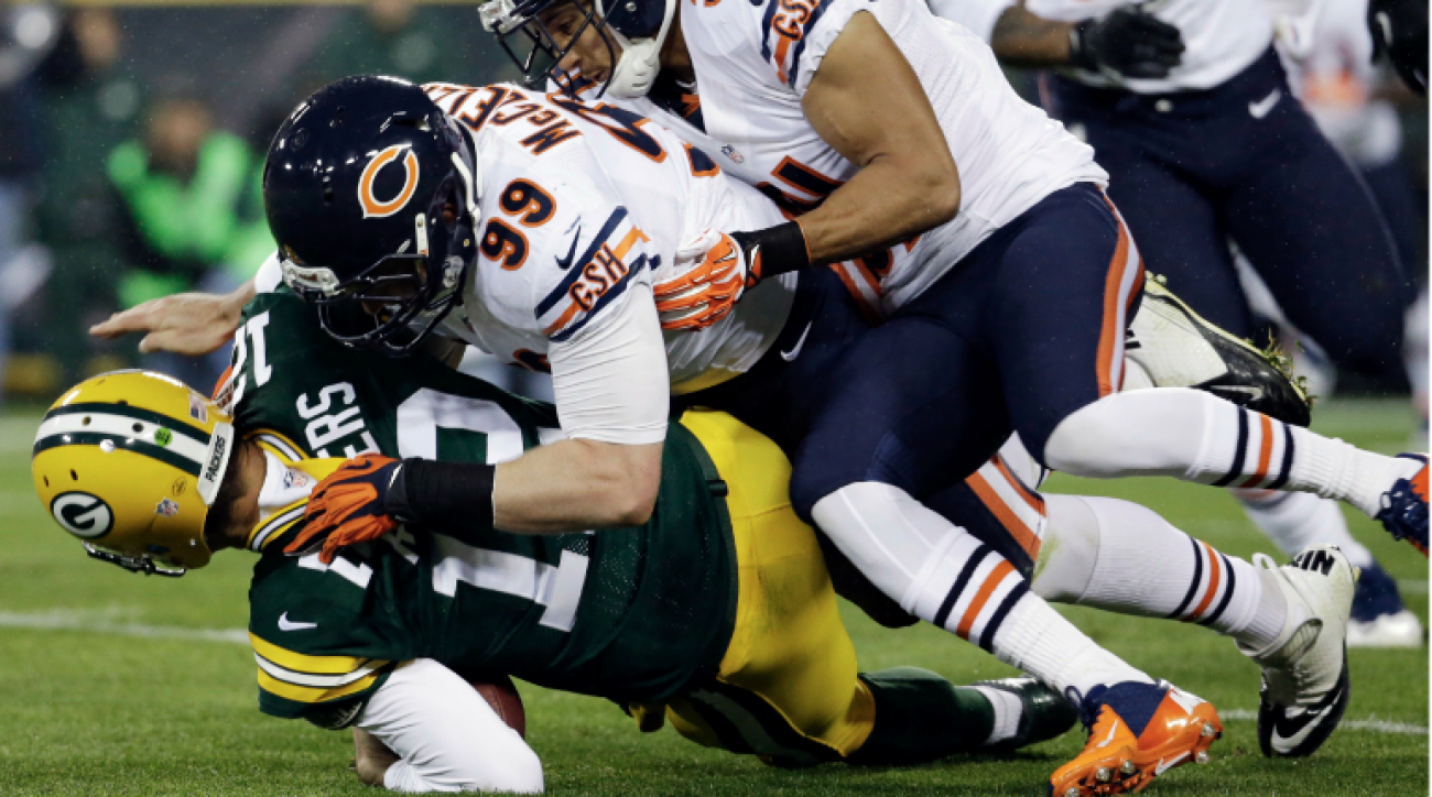 SI Now: How does Rodgers' injury affect the NFC North?