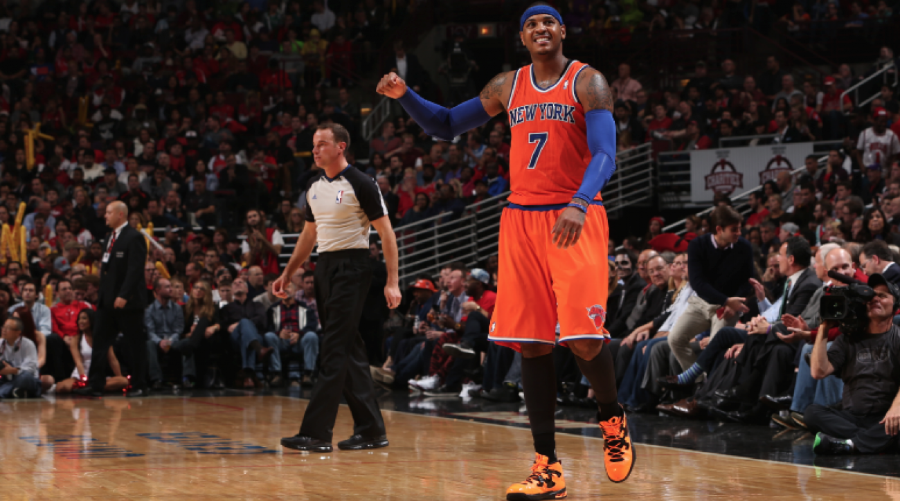 SI Now: James Dolan upset with Knicks' early season struggles