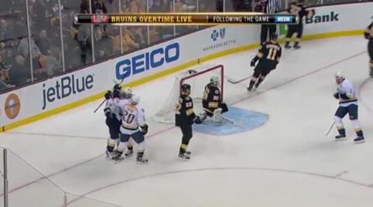Bruins best Preds in shootout