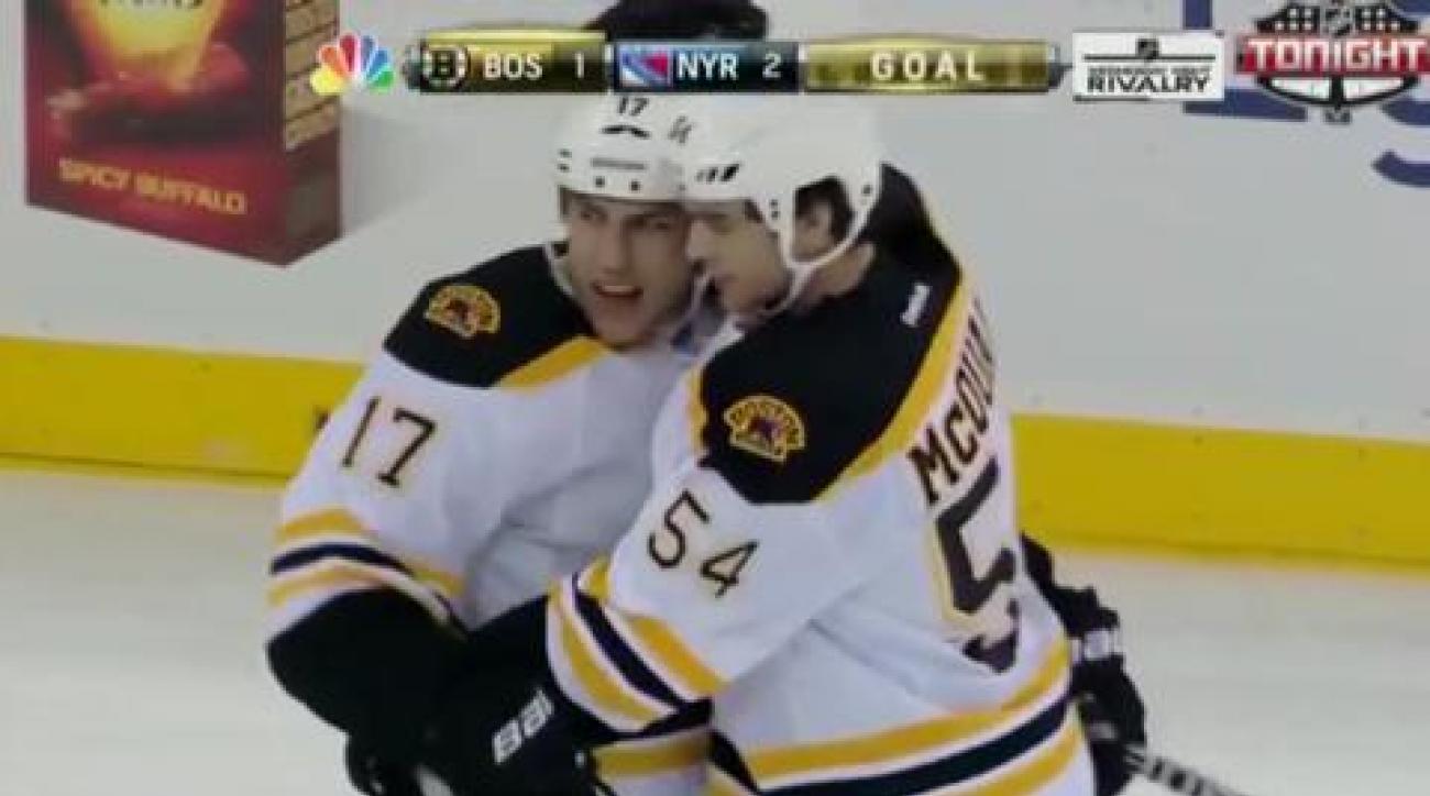 Gaborik lifts Rangers over Bruins in OT