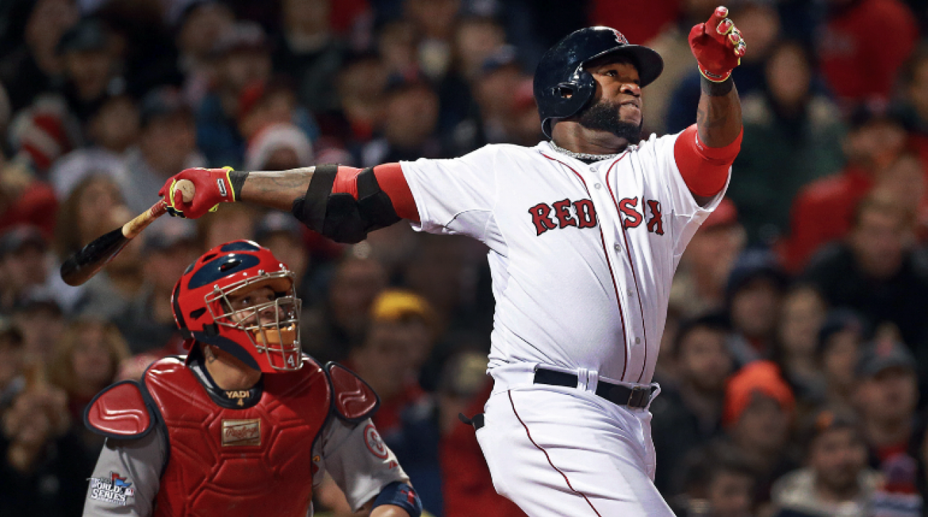 SI Now: David Ortiz on his historic World Series performance