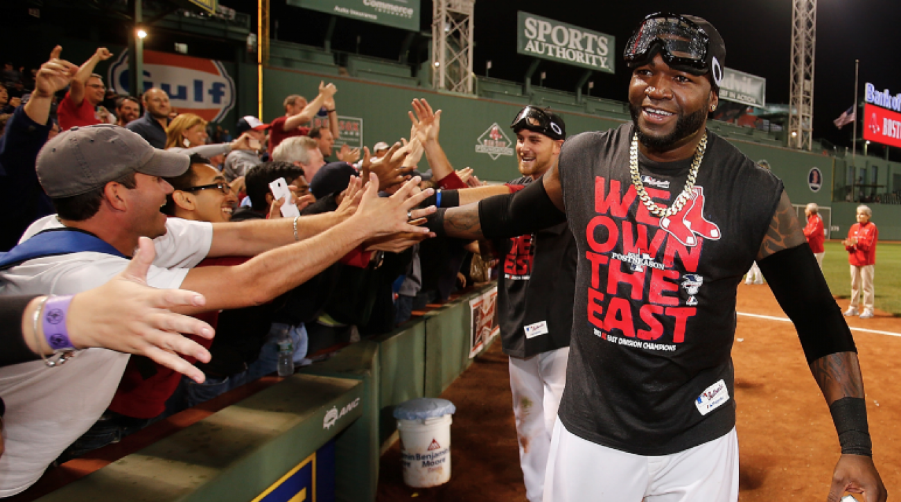 SI Now: David Ortiz on his love for fans, his foundation