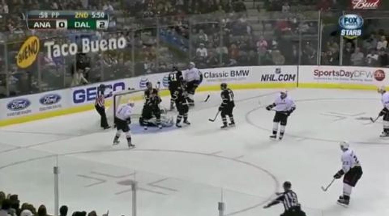 Stars turn back Ducks