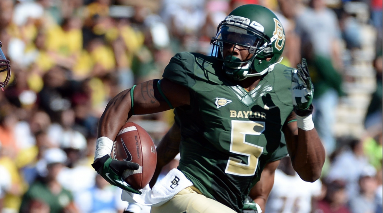 Staples: Inside Baylor's potent offense