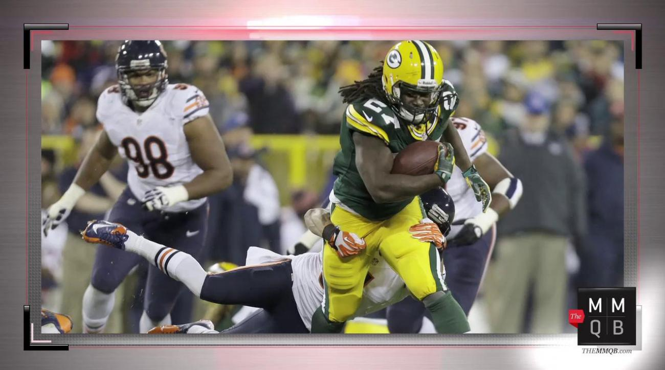 One-minute drills: Green Bay Packers