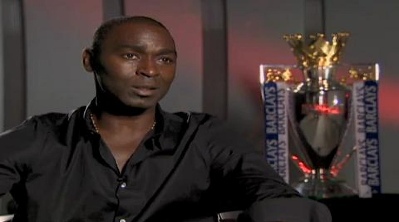 Andy Cole on Manchester United