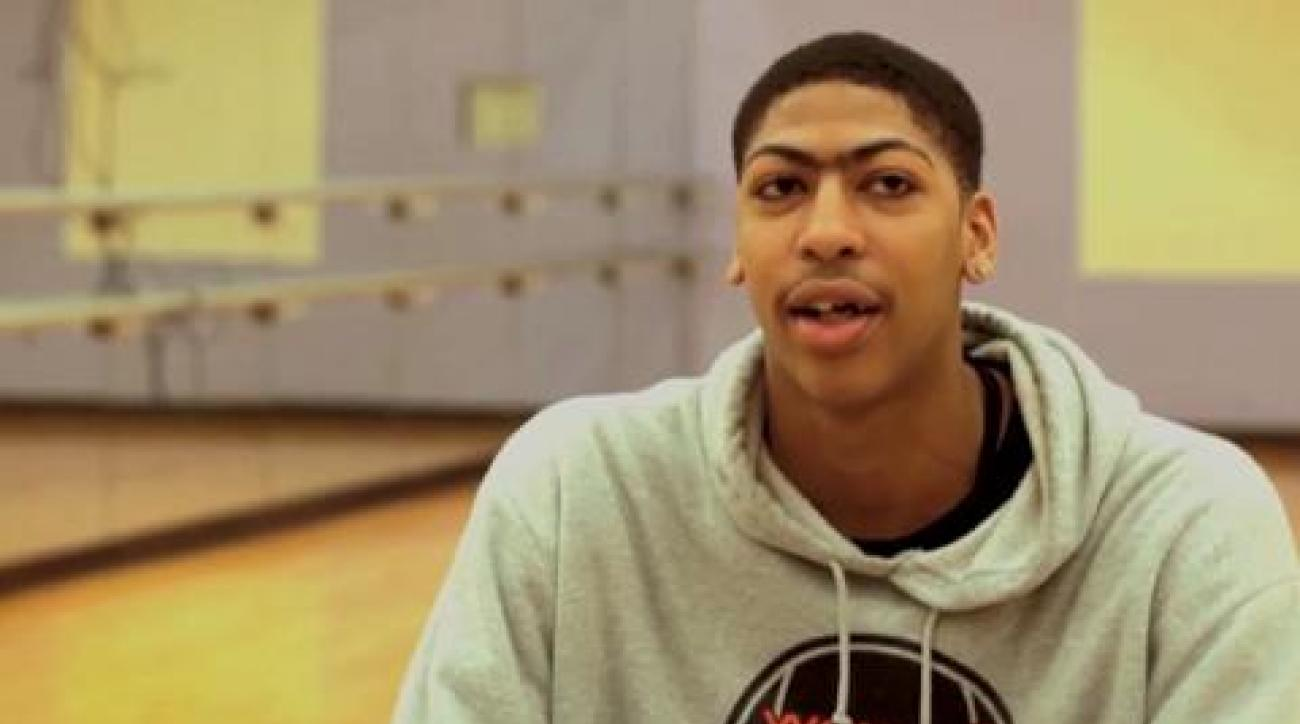 High School Player of the Week: Anthony Davis