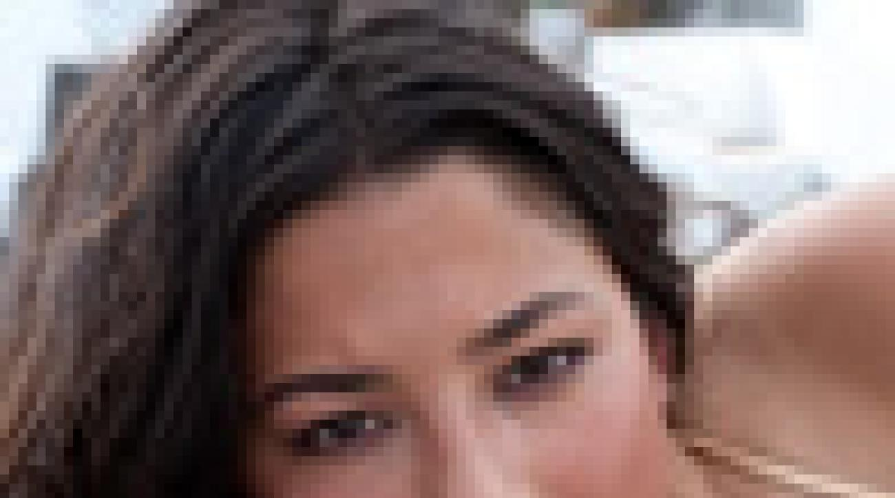 Jessica Gomes in Spain