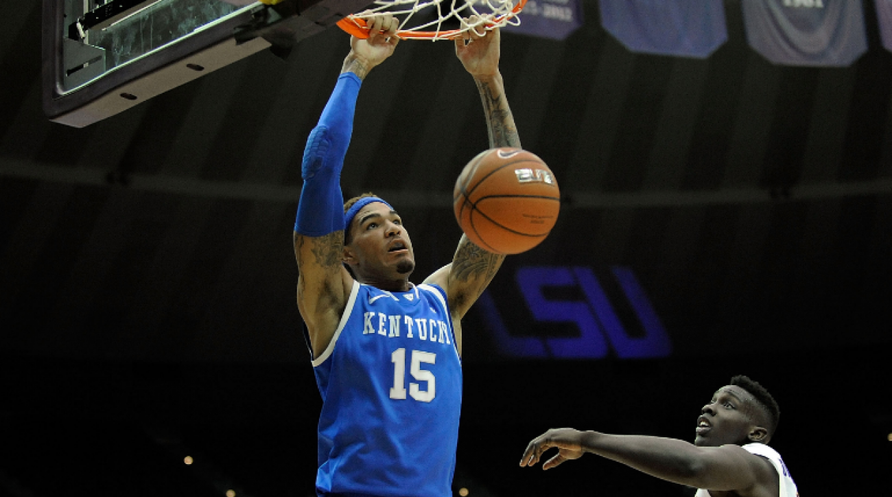 Seth Davis' Upset Watch: Kentucky Wildcats