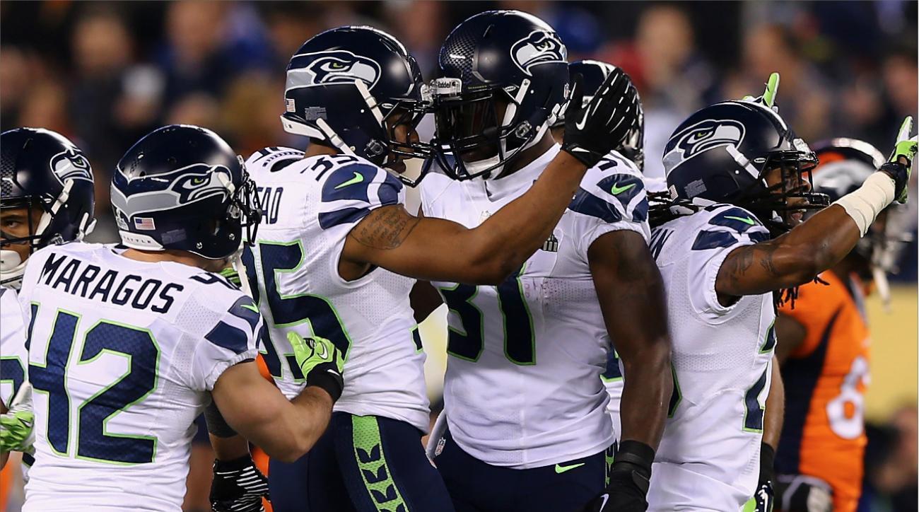 Seattle Seahawks are Super Bowl XLVIII champions