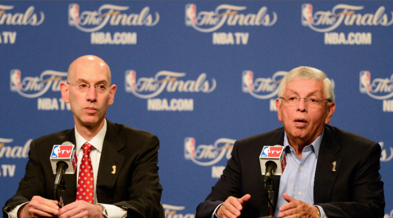 SI Now: The best and worst of David Stern's Legacy
