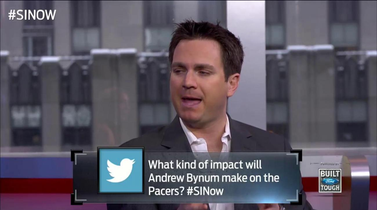 SI Now: If Pacers can't motivate Andrew Bynum, nobody will