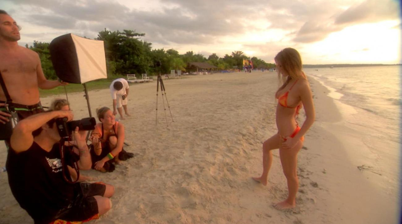 Countdown to Swimsuit 2014, Legendary Locations: Day 3