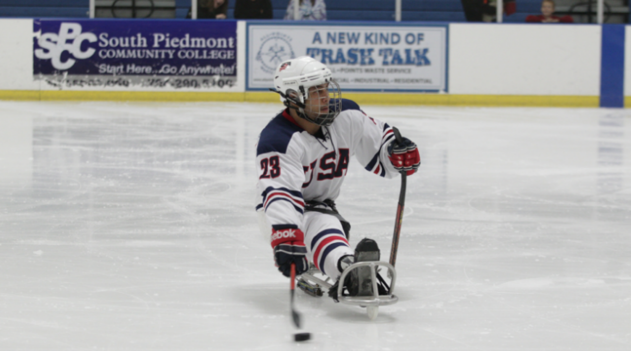 SI Now: U.S. seeks consecutive Gold in Paralympic sled hockey