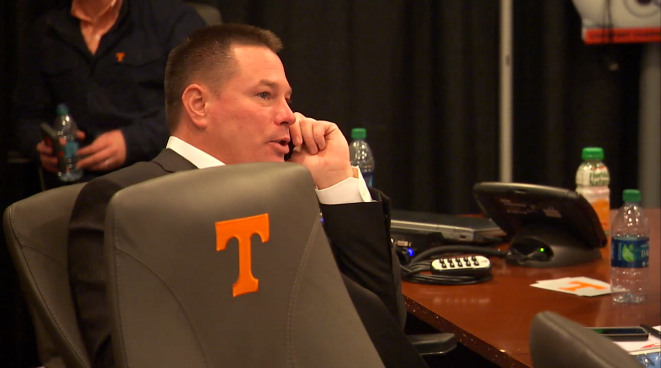 Inside Tennessee's 2014 Signing Day