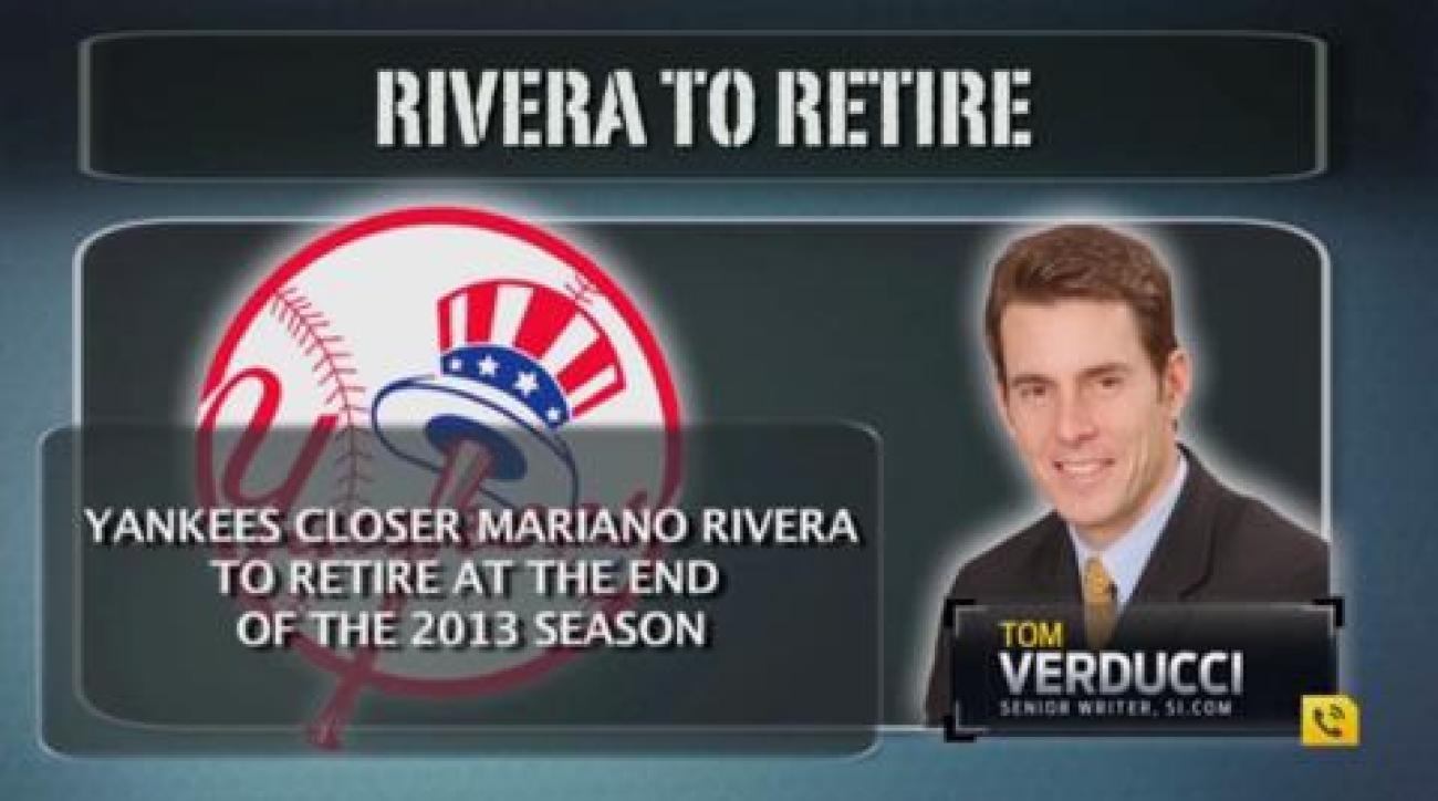 Verducci: Expect more of the same from Rivera