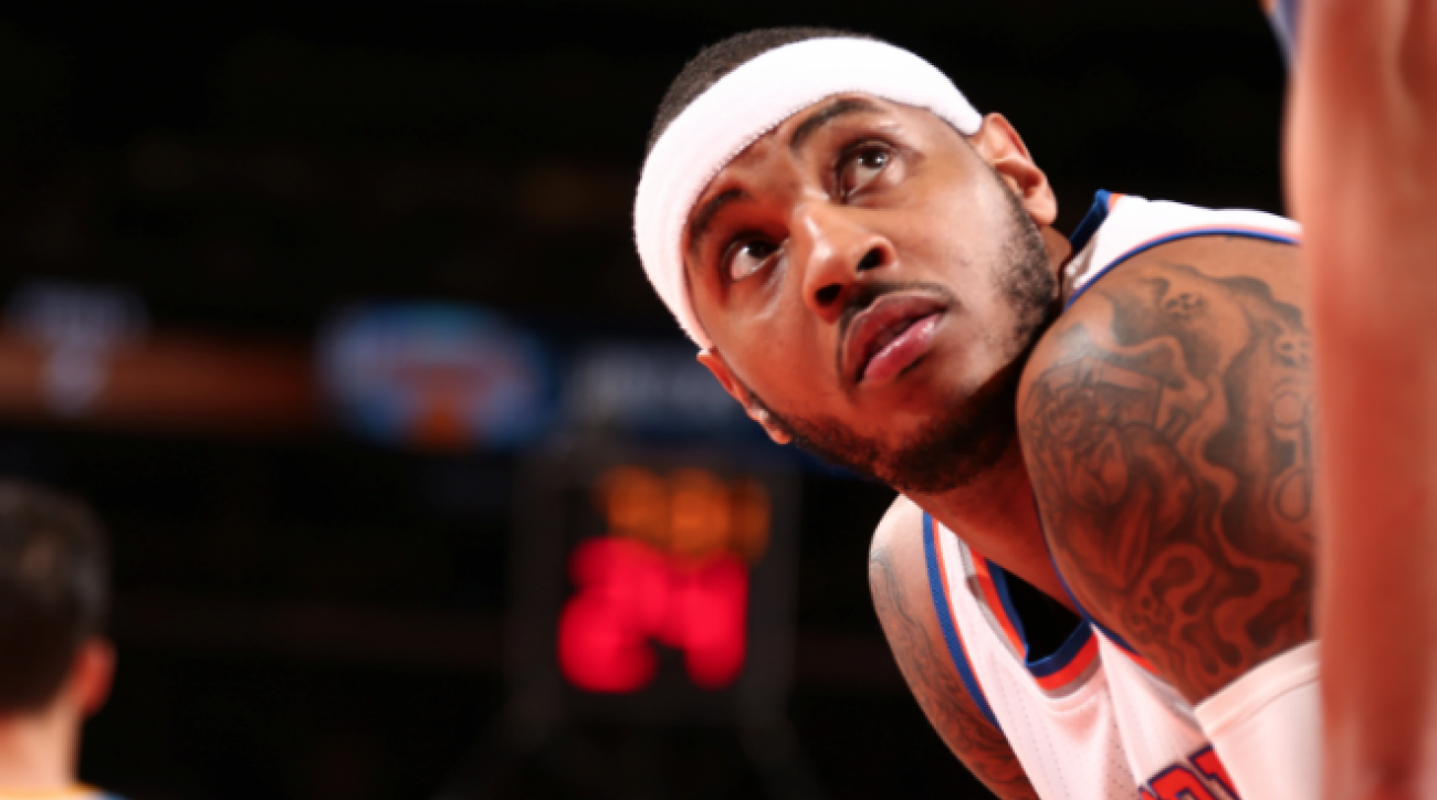 SI Now: Knicks fall five spots in this week's Power Rankings